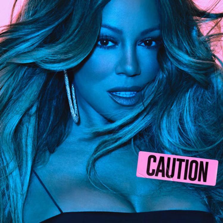 Mariah carey Caution album streaming tracklist cover art